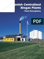 Danish Centralised Biogas Plants