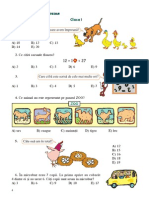 Revista Canguras Matematician Cls I