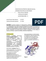 LAb. Metabolismo PRACTICA 2