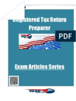 Exam Article Series 1040 Exam Prep