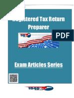 Exam Article Series 1040 Exam Prep
