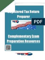 1040ExamPrep Complementary Exam Preparation Materials - Exam Topic Articles Series II