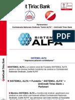 Prezentare Sistemul Alfa_sept 13