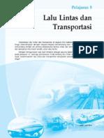 5. Lalu Lintas Dan Transportasi