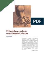 El Universo Símbólico del Arte Como Identidad Colectiva - E. J. Ríos