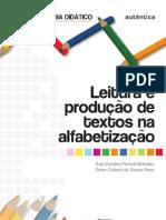 Leitura e produção de textos na Alfabetização - Guia Didatico