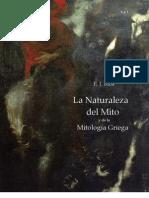 E.J.RÍOS_LA NATURALEZA DEL MITO Y DE LA MITOLOGÍA GRIEGA. [Extracto]
