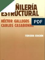 ALBAÑILERÍA ESTRUCTURAL 3Ed - Héctor Gallegos, Carlos Casabonne
