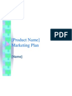 [English Sales Marketing Management] How to Draw Up a Marketing Plan(1)