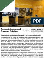 Transporte Internacional - Seguros y Almacenes