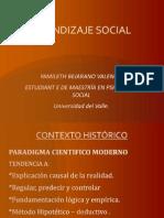 Aprendizaje Social Final