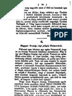 Horvát István dr. - Magyarország régi pólyás Tzímeréről 1833.