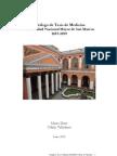 Odalis Valladares & Mario Meza - Catálogo de Tesis de Medicina UNMSM, siglo XIX