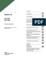 S5-155U CPU 948 Programming Guide