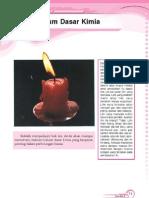 5. Hukum Dasar Kimia