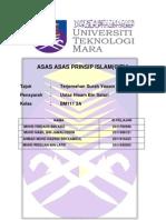 CiTU Assignment - Tafsiran Surah Yassin