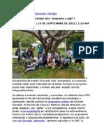 14-10-12 La Universidad de Puerto Rico está rota