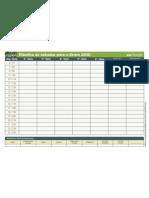 Download Planilha de Estudos Para o Enem Www.iaulas.com.Br