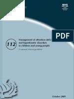 ADHD Child Neuropsychology