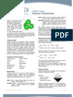 HAZMAT Articles - Titanium Tetrachloride