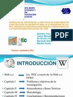 Presentación unificada TIC-Septiembre 2012