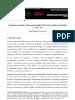 Concepciones, doctrinas y políticas de seguridad de EEUU hacia el conflicto en Colombia