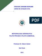 Apostila de Meteorologia Piloto Privado e Piloto Comercial 2012