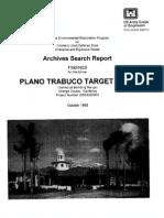 Plano Trabuco Target Area