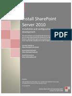 Install SharePoint Server 2010