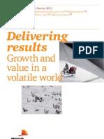 15th Global Pwc Ceo Survey