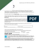 595E320VL & E370VL-MX Spanish User Manual