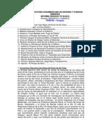 Informe Uruguay 28-2012