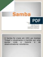 apresentaçãoSamba28-08