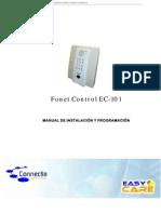 CallNet Control EC 101