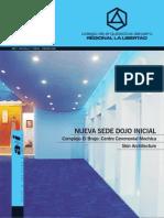 1º Revista del Colegio de Arquitectos del Perú - Regional La Libertad - 2009
