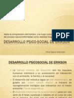 Desarrollo Psicosocial Erikson
