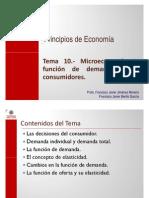 PECONOMIA 2010-11 T10