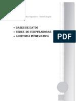 Redes Auditoria Informatica