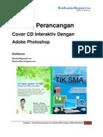Budiman Tutorial 1 - Perancangan Cover CD Interaktiv Dengan Adobe Photoshop