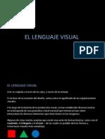 2. El Lenguaje Visual