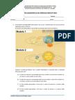 Avaliação Diagnostica de Ciências para 9 ano