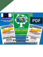 oficial EDITORIAL EDUCATIVA TelemediaSEP FUNDACIÓN LECTURA X BASURA AC 1