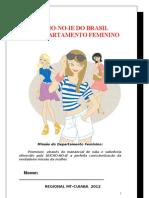 Manual Departamento de Moças - 2012