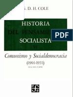 Los movimientos obreros en América Latina... [extracto] | G. D. H. Cole