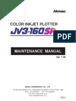 160SP Maintenance Manual v.1.0[1]