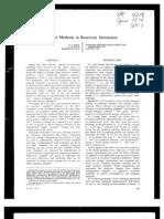 00004278 Direct Methods in Reservoir Simulation