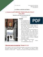 The Italian Memorandum - June 2012 Report