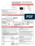 Honeywell Ipcam Wo Quick Install Guide