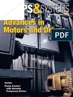 Pump Control with Variable Frequency Drives - Case Study