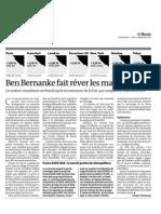 20120916 LeMonde Respuesta Mecados BCE FED